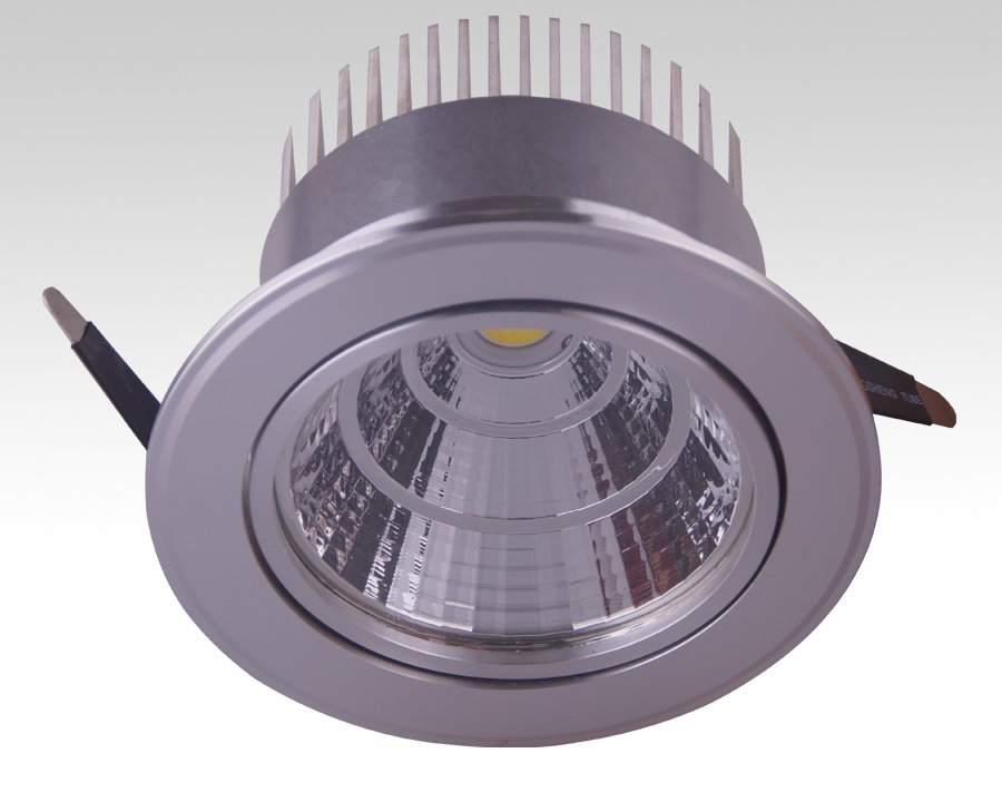 MB-LDC218035 18W 3.5 Inch adjustable COB ceiling light